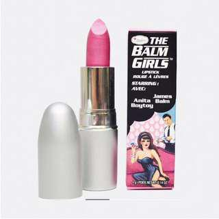 The Balm Lipstick