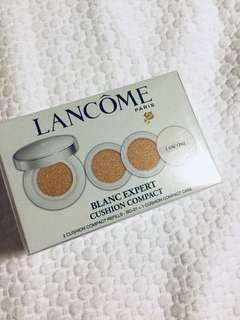 3x BNIB Lancome blanc expert cushion compact