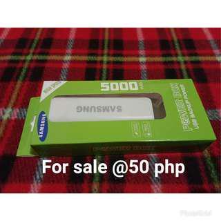 Samsung Power bank 5000mah