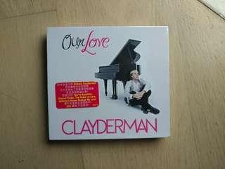 Clayderman 鋼琴音樂 雙CD