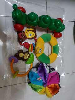Baby Toys Preloved ( LAST PAX )