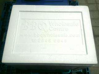 [ONE PCS ONLY] CLEAN, FIRM & STRONG Styrofoam Box For Sale