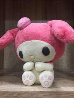 Soft Toy plush hello kitty my melody bunny rabbit