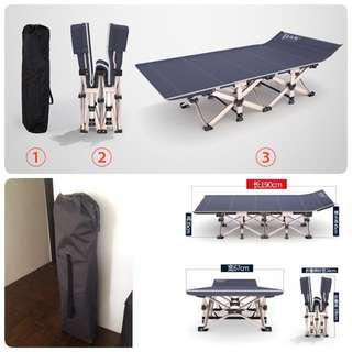 Premium portable light bed + Carrier takes 250kg
