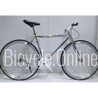 d16a84a65ac8f Silver Single Speed Road Bike. 700C