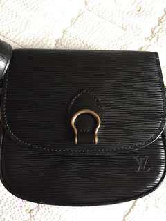 Louis Vuitton Epi Leather Saint Cloud Crossbody Bag