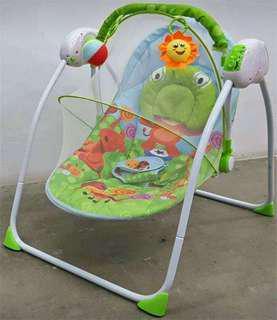 Baby swing buai bayi new born
