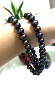 🚚 品牌黑珍珠項鍊