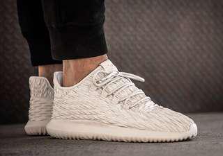 adidas tubular shadow quilted beige