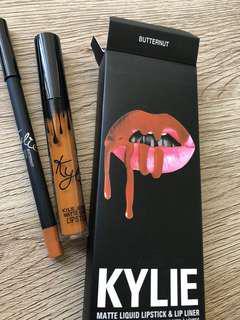 Kylie Lip Kit: Butternut