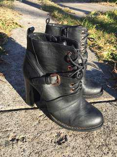Billini boots negotiable