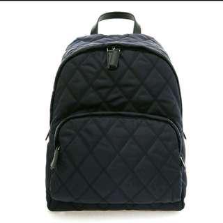 Prada backpack   Prada Bag ( quilted rucksack) 1f65568df463b