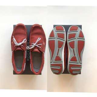 Rockport Shoal Lake Two Eye (V77798) Boat Shoes