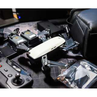 [SALE] DJI Spark Fly More Combo (3 Batteries)