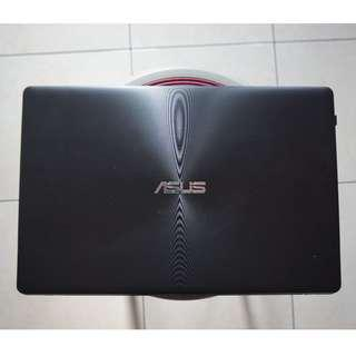 Laptop Asus X550Z Black Good Condition