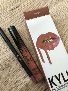 Kylie Lip Kit: Ginger