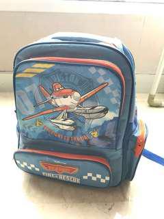 Disney Planes dusty school bag backpack