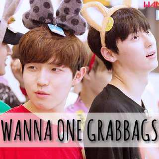 clearance sale! wanna one grabbags