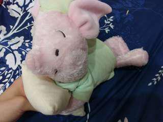 日本帶回 迪士尼 小豬娃娃 維尼家族
