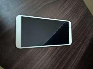 轉賣 InFocus M7s 金色 安卓手機