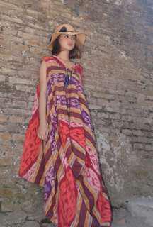 ETHNIC DRESS / DRESS ETNIK TENUN JEPARA