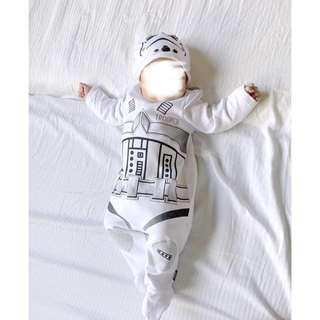 Storm Trooper baby costume
