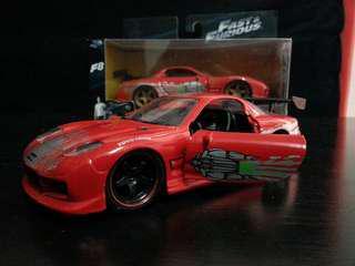 Mazda Rx7 Ff 1:32