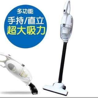 轉賣全新 《小柏力克》HEPA 手持/直立幸福媽咪多功能旋風強力吸塵器CJ-688