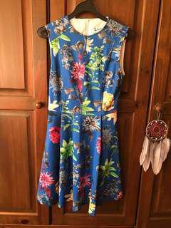 HVV Floral Dress