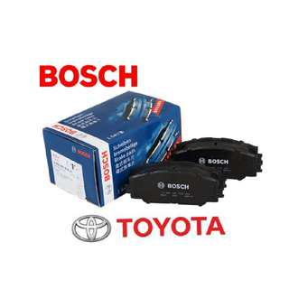 TOYOTA Picnic 2.0 Auto Front Brake Pads