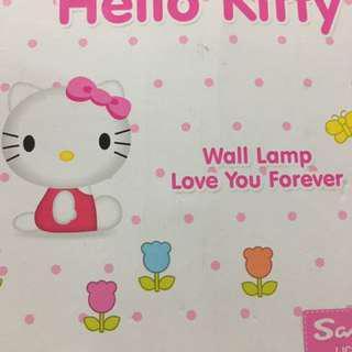 hello Kitty燈