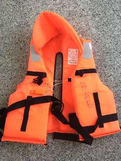 Adult Marine Working Life Jacket