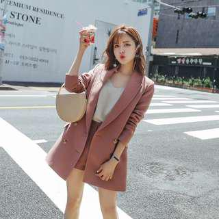 small suit women's jacket loose casual suit