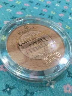 Essence luminous matt bronzing powder #mcsbeauty