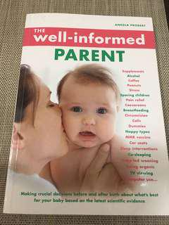 The well informed Parent book