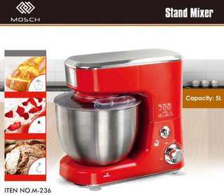 [Last UNIT!!]Mosch Artisan Stand Mixer 5L $120 ONLY!!! LAST UNIT CLEARING OUT!!