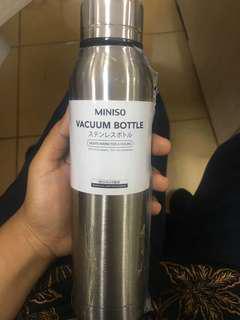 Miniso Vacuum Bottle