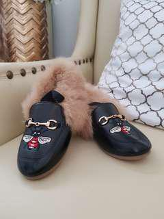 GUCCI kids princetown inspired 18.3cm