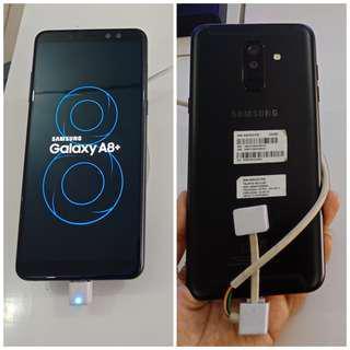 Handphone Samsung Galaxy A8+ Kredit Cepat dan Mudah