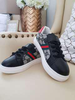 GUCCI kids inspired sneakers 18.3cm