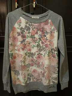 Nevada Sweater Floral