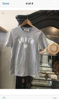 Lover  the label tee xs