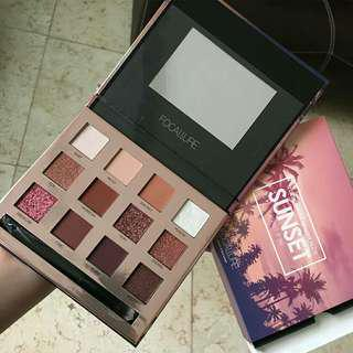 Focallure Sunset Eyeshadow Palette #midsep50