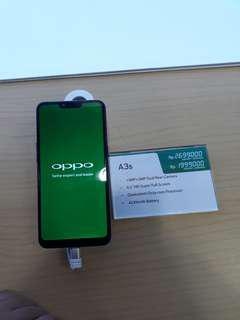 OPPO A3S Cicilan tanpa kartu kredit persetujuan 3menit