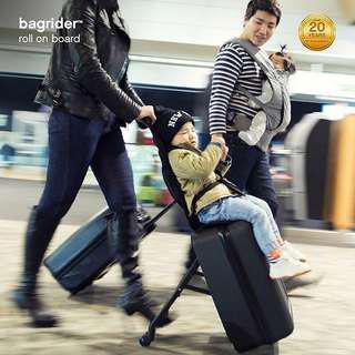 全新Mountain Buggy Bagrider luggage BB