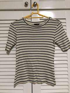 Massimo Dutti 3/4 Shirt