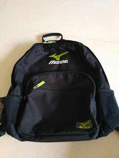 Mizuno Black Backpack