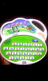 LEAP FROG Letter Discovery
