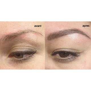 Looking for model 6D eyebrow embroidery (microblading) for Sep 22nd 11am