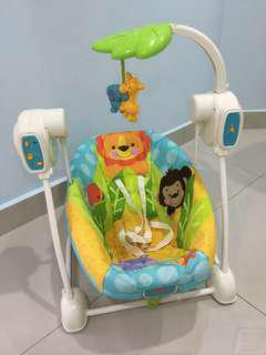 Fisher Price swing and infant seat (2 in 1)